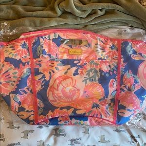 Lilly Beverage Tote